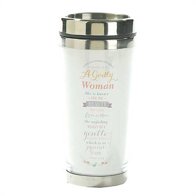 Godly Woman Travel Mug