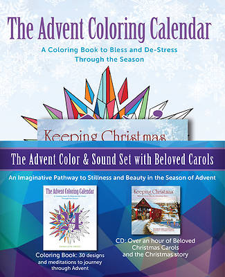 Advent Color and Sound Set with Beloved Carols