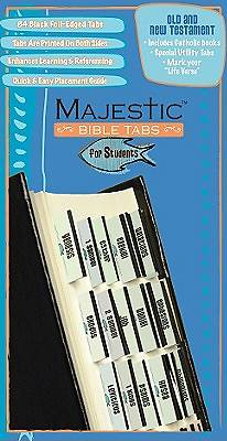 Bible Tabs Majestic for Students