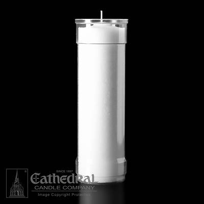 Cathedral Inserta-Lite 7-Day Candle Refill