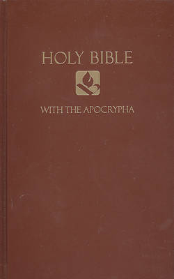 New Revised Standard Version Pew Bible with Apocrypha