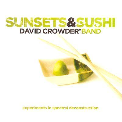 Sunsets & Sushi; Experiments in Spectral Deconstruction CD