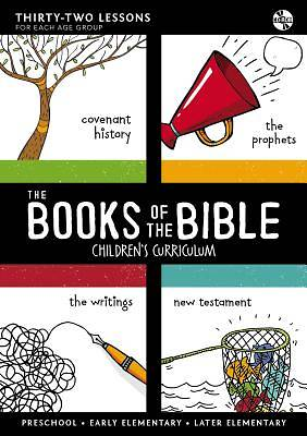 The Books of the Bible Childrens Curriculum