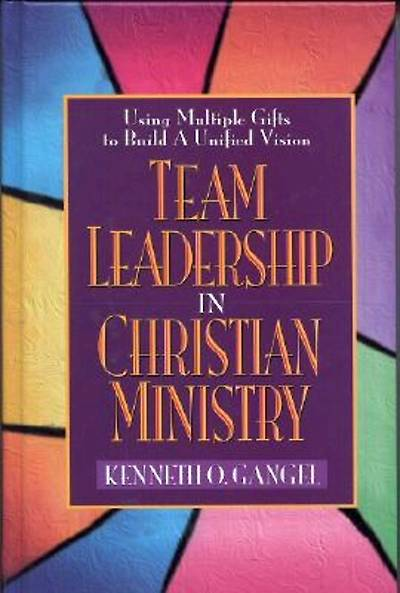 Team Leadership In Christian Ministry [ePub Ebook]