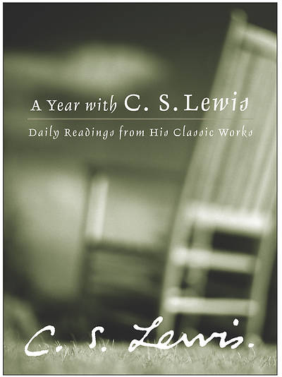 A Year with C.S. Lewis