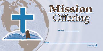 Mission Offering Envelope (Package of 100)