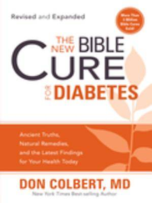 The New Bible Cure For Diabetes [ePub Ebook]