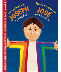 Learning Colors with Joseph (Spanish)
