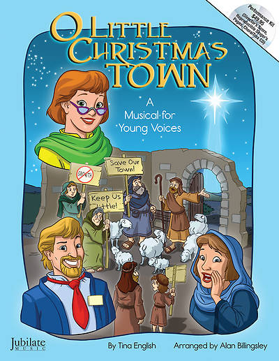 O Little Christmas Town Directors Kit