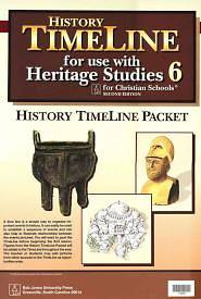 Heritage Studies Timeline Grd 6 2nd Edition
