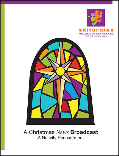 A Christmas News Broadcast: A Nativity Reenactment