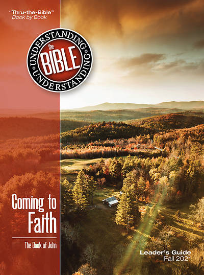 Echoes Adult Understanding The Bible Leader Guide Fall
