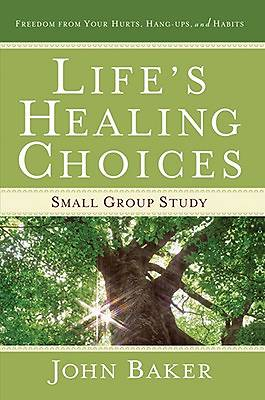 Lifes Healing Choices Small Group Study