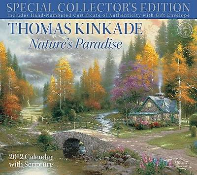 Thomas Kinkade Special Collectors Edition with Scripture