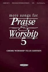 More Songs For Praise & Worship Volume 5 Singalong Book