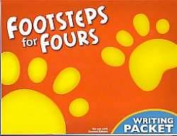 Footsteps Student Writing Packet K4 2nd Edition