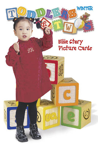 Toddlers & Twos - Bible Story Picture Cards Winter