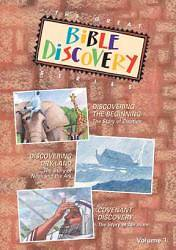 Great Bible Discovery DVD Volume 1
