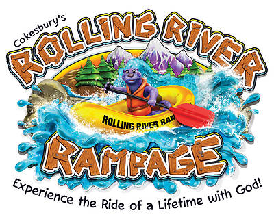 Vacation Bible School (VBS) 2018 Rolling River Rampage Adventure Video Streaming Video - Session Two - Find Acceptance in the River! Opening
