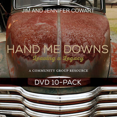 Hand Me Downs DVD (Pkg of 10)