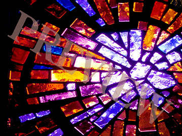 Download Still Stain Glass Burst
