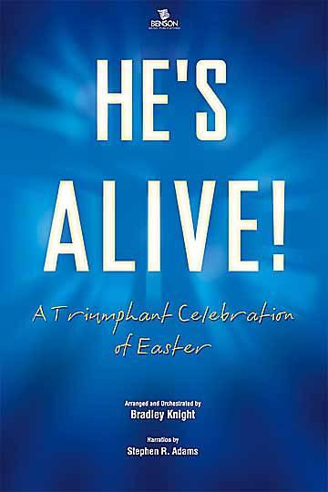 Hes Alive Choral Book