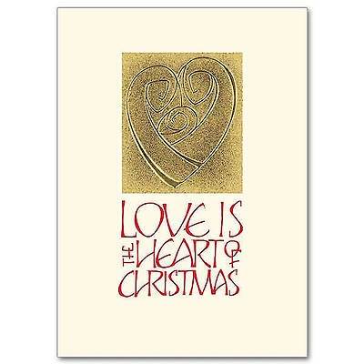 Love is the Heart of Christmas Boxed Cards