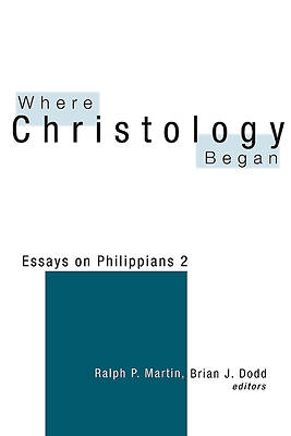 Where Christology Began