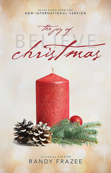 Believe Christmas Booklet (Pack of 10)
