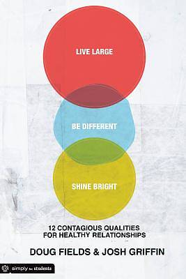 Live Large. Be Different. Shine Bright.