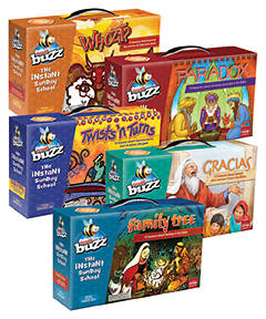Buzz Value Set All 5 Levels Winter 2018-19