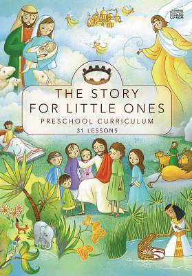 The Story: Preschool Curriculum on CD ROM