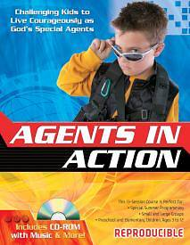 Agents in Action Leaders Guide W/CD-ROM REV