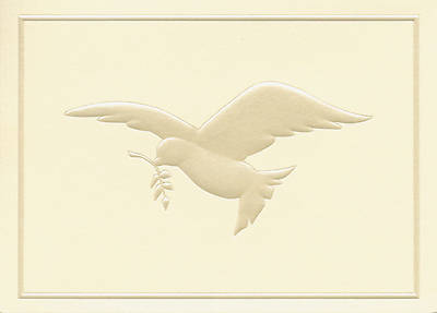 In Honor Gift Acknowledgement Cards - Dove Package of 6