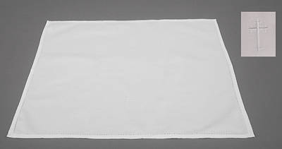 MDS Linen Weave Cotton Bread Plate Napkin