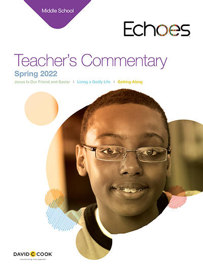 Echoes Middle School Teachers Commentary: Spring 2015