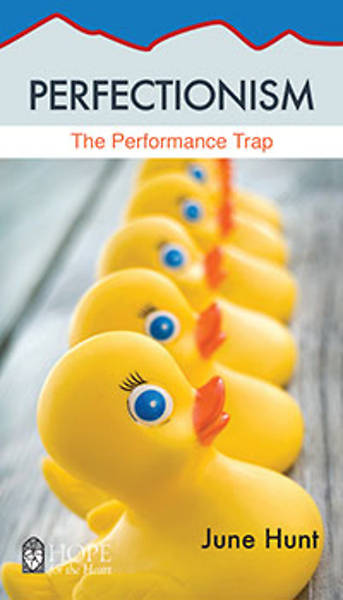 Perfectionism The Preformance Trap