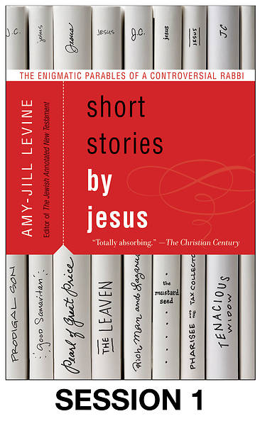 Short Stories by Jesus Streaming Video Session 1