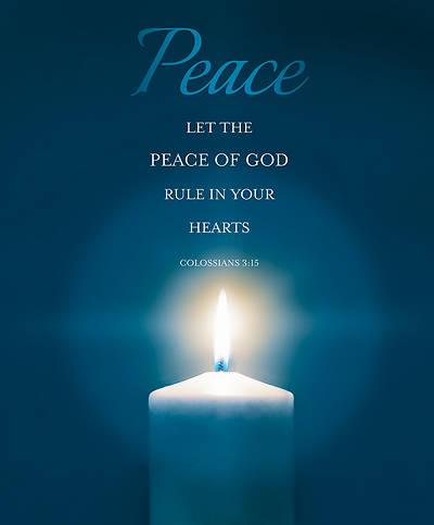 peace advent week 2 legal size bulletin cokesbury. Black Bedroom Furniture Sets. Home Design Ideas