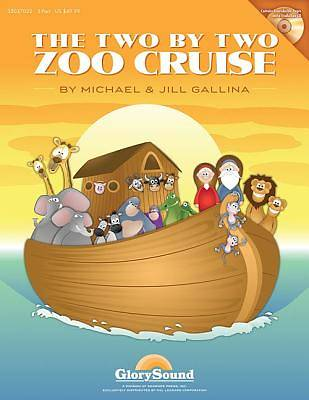 The Two by Two Zoo Cruise With CD (Audio)