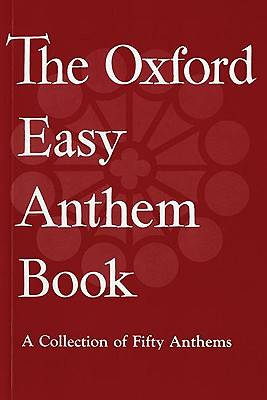 Oxford Easy Anthem Book