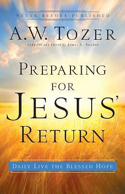 Preparing for Jesus Return