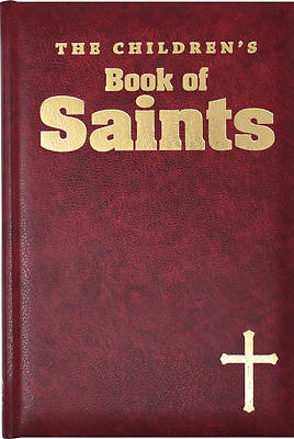 The Childrens Book of Saints