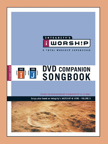 iWorship DVD Companion Songbook I/J Vol. 5
