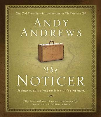 The Noticer Audio CD