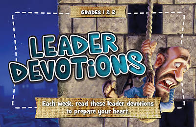 Buzz Grades 1&2 Hide & Seek Buzz Leader Devotions Spring 2018