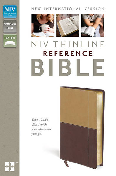New International Version Thinline Reference Bible