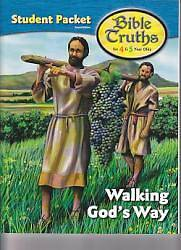 Bible Truths Grade K4 Student Packet 2nd Edition