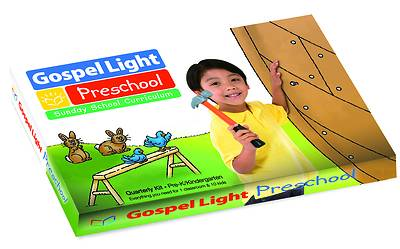 Gospel Light Pre-K & K Kit Spring 2015