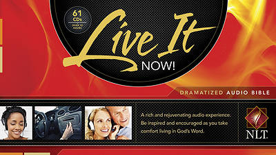 Live It Now! Dramatized Audio Bible NLT